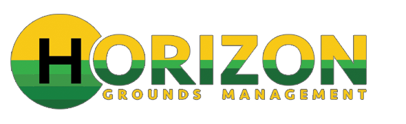 Horizon Grounds Management  | design. build. maintain. Logo